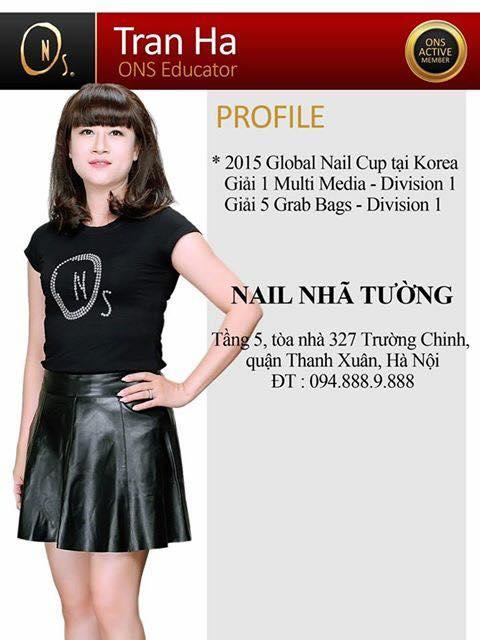 nghề nail ở Việt Nam