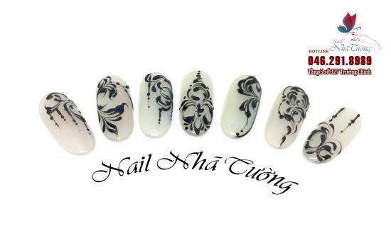 Học làm nail giá rẻ ở Hà Nội, dạy nghề nail chuyên nghiệp