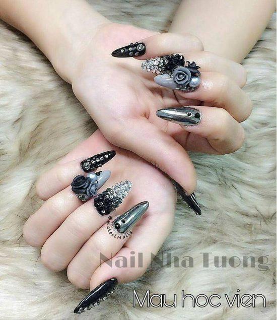dạy học nail chuyên nghiệp