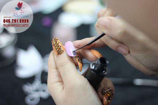 Cơ sở đào tạo nail chuyên nghiệp