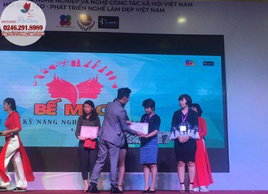 Địa chỉ học nail uy tín ở Hà Nội